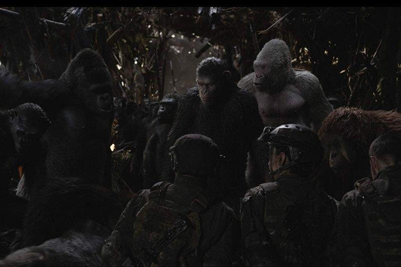 "Sutradara ""Maze Runner"" akan garap sekuel ""Planet of the Apes"""