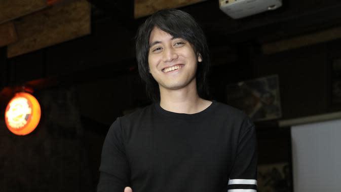Kevin Aprilio. (Galih W. Satria/Bintang.com)