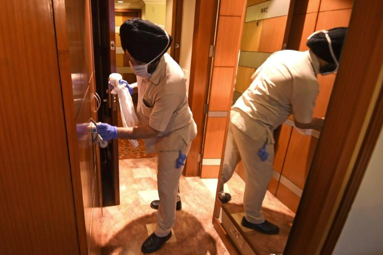 With newspapers full of reports about patients being turned away from overflowing hospitals, Delhi told the city's hotels earlier this month they would be roped in to provide hospital care