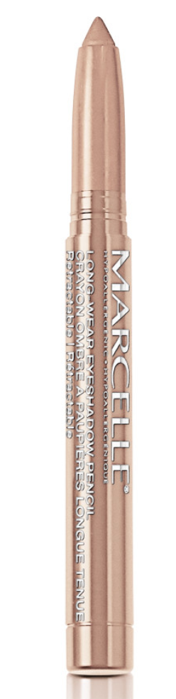 Marcelle Long-Wear Eyeshadow Pencil in Gold Star