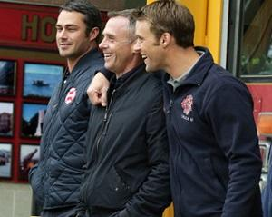 Chicago Fire Fall Finale Recap: Watch Your Head