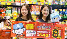 全聯中元感恩加好友 PX Pay回饋8%福利點