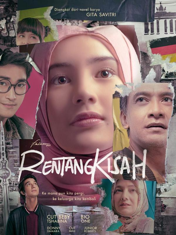 Poster film Rentang Kisah. (Foto: Dok. Falcon Pictures)