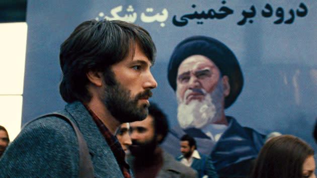 'Argo'-nuts rejoice: Producers Guild Award win puts Ben Affleck's film in Oscar lead
