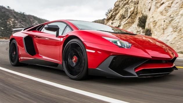 Lamborghini召回旗下Aventador與Veneno車款 原因是存在起火風險