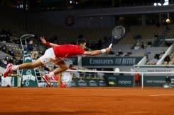 Djokovic dan Nadal bertemu untuk ke-56 kalinya di Roland Garros