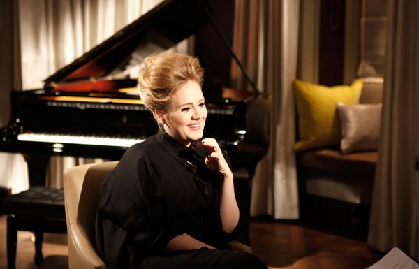 Adele Set for First Network TV Special