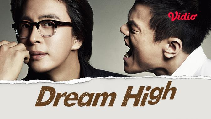 Drama Korea Dream High kini bisa ditonton di Vidio. (Sumber: Vidio)