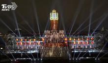 一年一度必看「國慶光雕秀」!總統府化身燈塔絢麗登場
