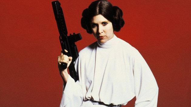 Carrie Fisher says 'Yes' to returning as Princess Leia in 'Star Wars: Episode VII'