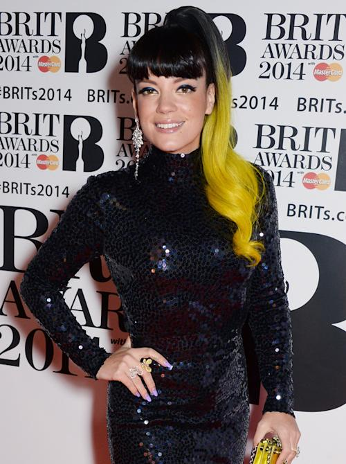 Lily Allen Names New Album 'Sheezus'