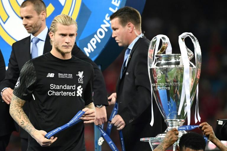 Liverpool's Karius joins Union Berlin on loan