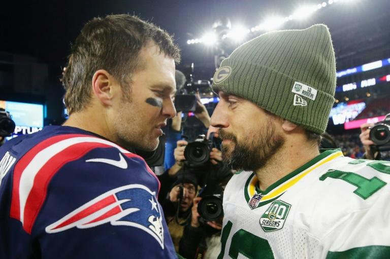 Packers visit Bucs as Rodgers-Brady duel spices NFL slate