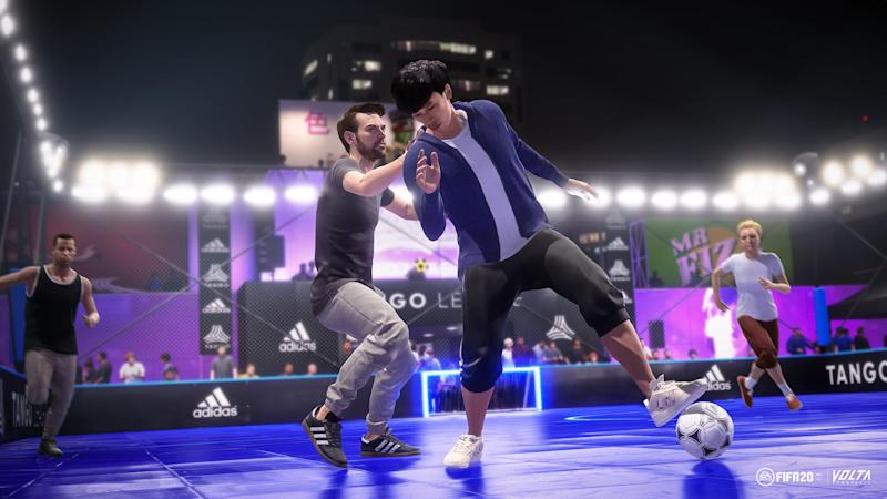 FIFA 20 featured
