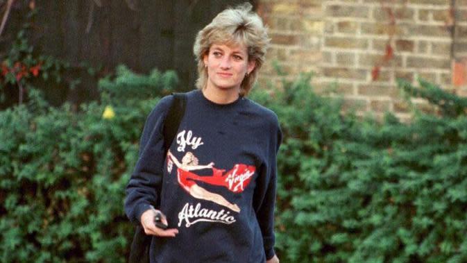 Makeup selalu menawan, ternyata ini rahasia Putri Diana. (Foto: Instagram/virginatlantic)