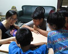 特殊照顧計畫──團體家庭