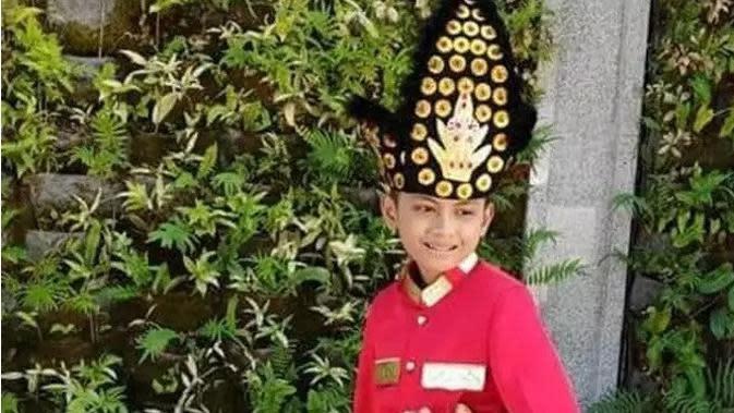 Aditya Perpatih, Sosok Bocah Asal Gorontalo yang Fotonya Terpampang di Uang Baru Rp 75.000