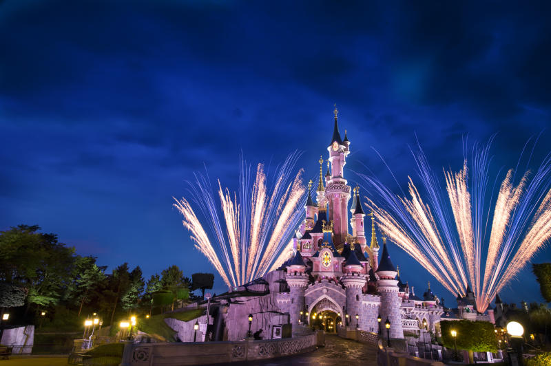 Have a romantic weekend away at Disney. [Photo: Disney]