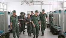 8軍團教召接訓整備 落實防疫確保人員健康