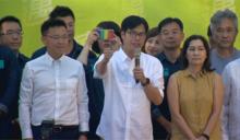 快新聞/陳其邁7成得票率「勝過陳菊」 席捲式狂勝創縣市合併以來新紀錄