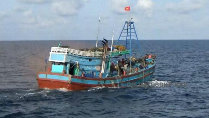 Ilustrasi kapal ikan (Foto: Dok Kementerian Kelautan dan Perikanan)