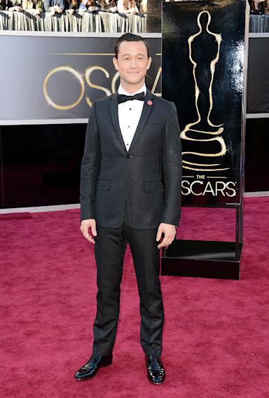 85th Annual Academy Awards - Arrivals: Joseph Gordon-Levitt