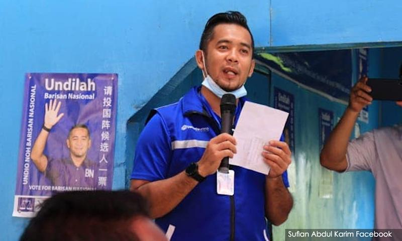BN Pitas candidate has Covid-19, Zahid and Asyraf in quarantine