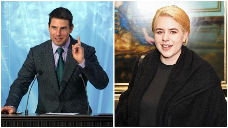 Nicole Kidman and Tom Cruise's Daughter is Now Actively Promoting Scientology