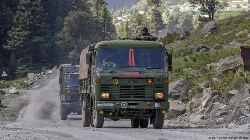 印度積極建設拉達克山區公路 料三年完成