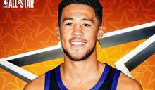 NBA明星賽遺珠多 太陽布克遞補入選