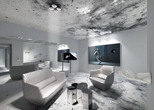 到太空度假?全球六大超夢幻「太空主題」旅館