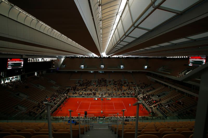 French Open to have night sessions in 2021: organisers