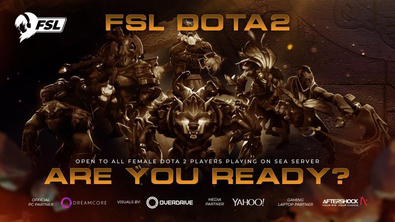 FSL Dota 2 Open