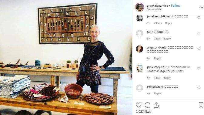 Alexandra Grant (Instagram @grantalexandra)