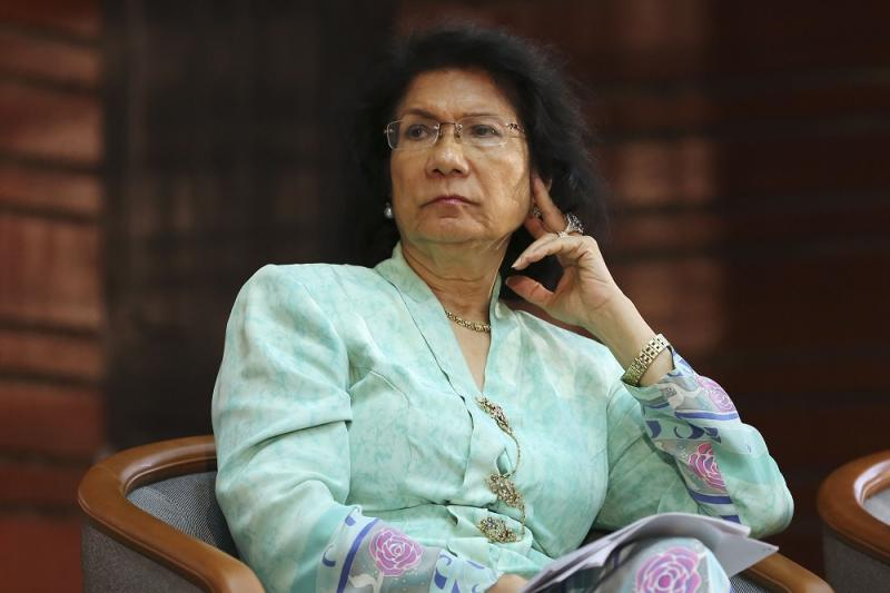 Datuk Noor Farida Mohd Ariffin has been removed from her position as the chairman of the Human Resource Development Fund (HRDF). — Picture by Yusof Mat Isa