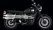 2011 Triumph Scrambler 865