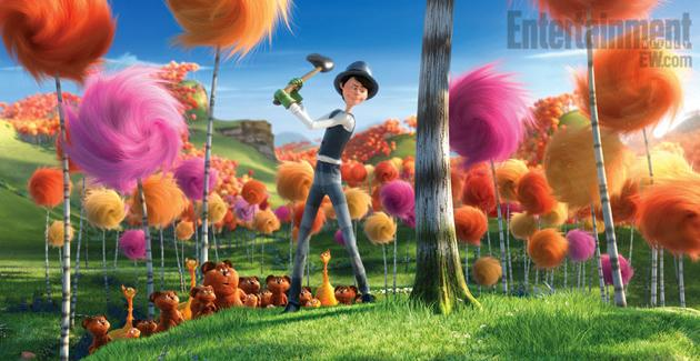 Here's What the Once-ler Will Look Like in 'The Lorax'