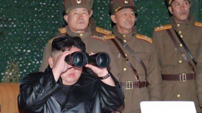 Kabar Mengejutkan, Militer Kim Jong-un Terdeteksi Akan Tembakan Rudal