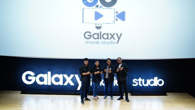 Galaxy Movie Studio | Firmatoya