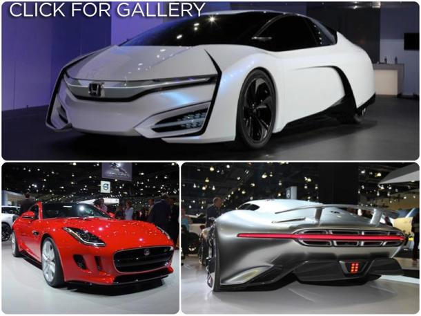 The highs (and lows) from the 2013 LA Auto Show