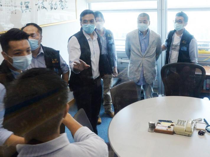 香港國安法生效 北京當局可直接執法