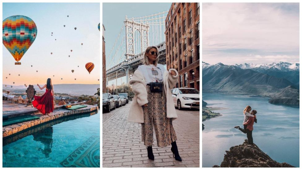 <p>Gone are the days when people would spend weeks researching where they wanted to go on their holidays based on their interests, potential activities and tastebuds.<br />Aussies are now choosing where to go on their vaycay based on social media snaps, according to new research from travel guru's Expedia.<br />In their #LikeToTravel report, the experts found Aussies are now prioritising getting 'gram glory as their holiday focus and even choosing where to go based on photos they've seen on social media.<br />In fact, a quarter of Aussies have visited a destination based purely on a post they've seen on Instagram.<br />Here are the ultimate destinations travellers are flocking to in search of the ultimate social media shot.<br />Source: Instagram </p>