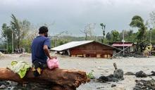颱風天鵝襲菲律賓至少16死 杜特蒂將視察災區