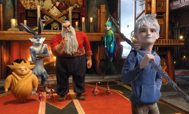 DreamWorks' 'Rise of the Guardians' raises animation to ambitious heights