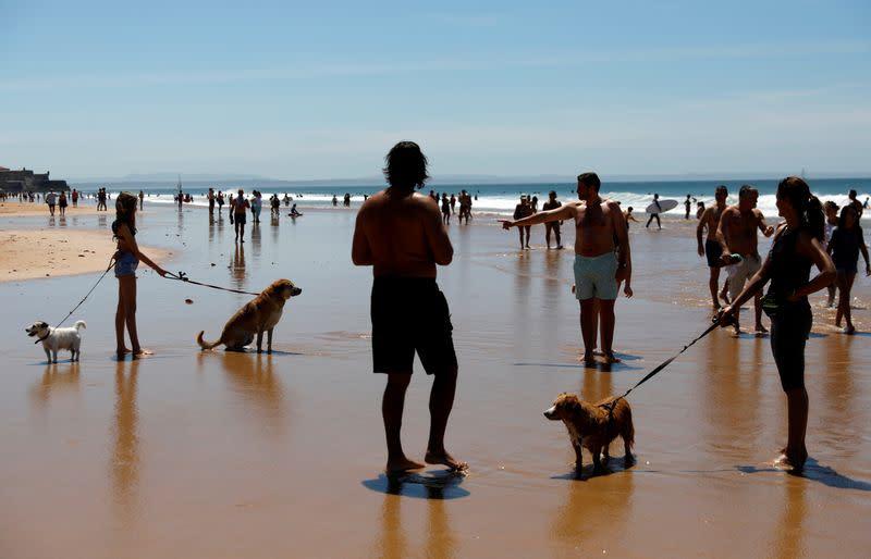 England puts Portugal back on coronavirus quarantine list