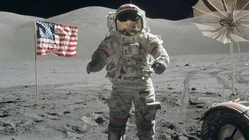美國太空總署(NASA)計畫在2024年再度將太空人送上月球。(示意圖/取自pixabay)
