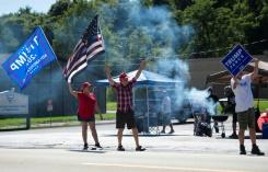 Di Pennsylvania, Trump dan Biden bertarung di medan yang tak seimbang