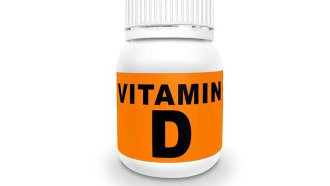 Vitamin D Bisa Prediksi Risiko Kematian pada Pria yang Lebih Tua