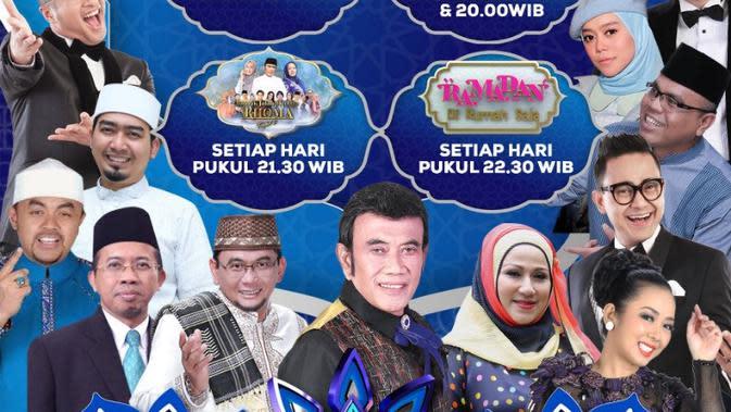 Live Streaming Indosiar FTV Suara Hati Istri Ramadan Episode Minggu, 17 Mei 2020