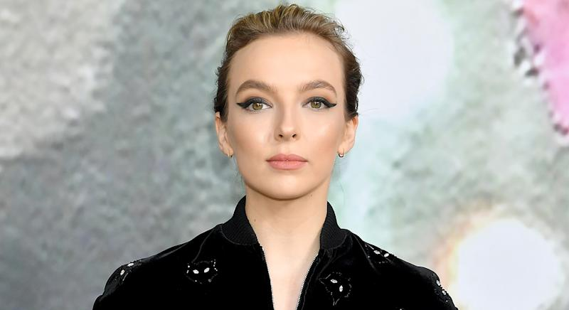 Jodie Comer has proved to be a style icon, and finally revealed her go-to beauty products. (Getty Images)